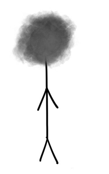 смысл жизни человека: туман