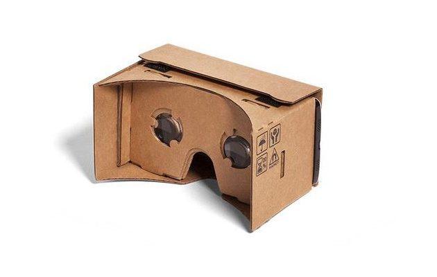 VR-гаджеты: Google Cardboard