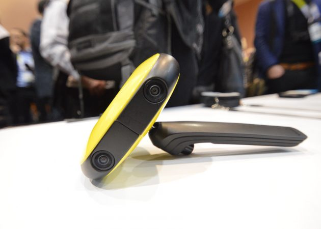 VR-гаджеты: Vuze VR Camera