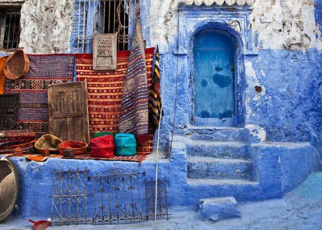 куда поехать осенью: Марокко