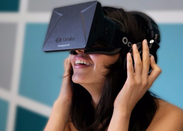 VR-гаждеты: Oculus Rift