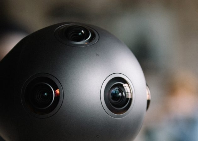 VR-гаджеты: Nokia Ozo