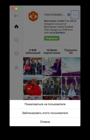 Ramme — настольный клиент Instagram