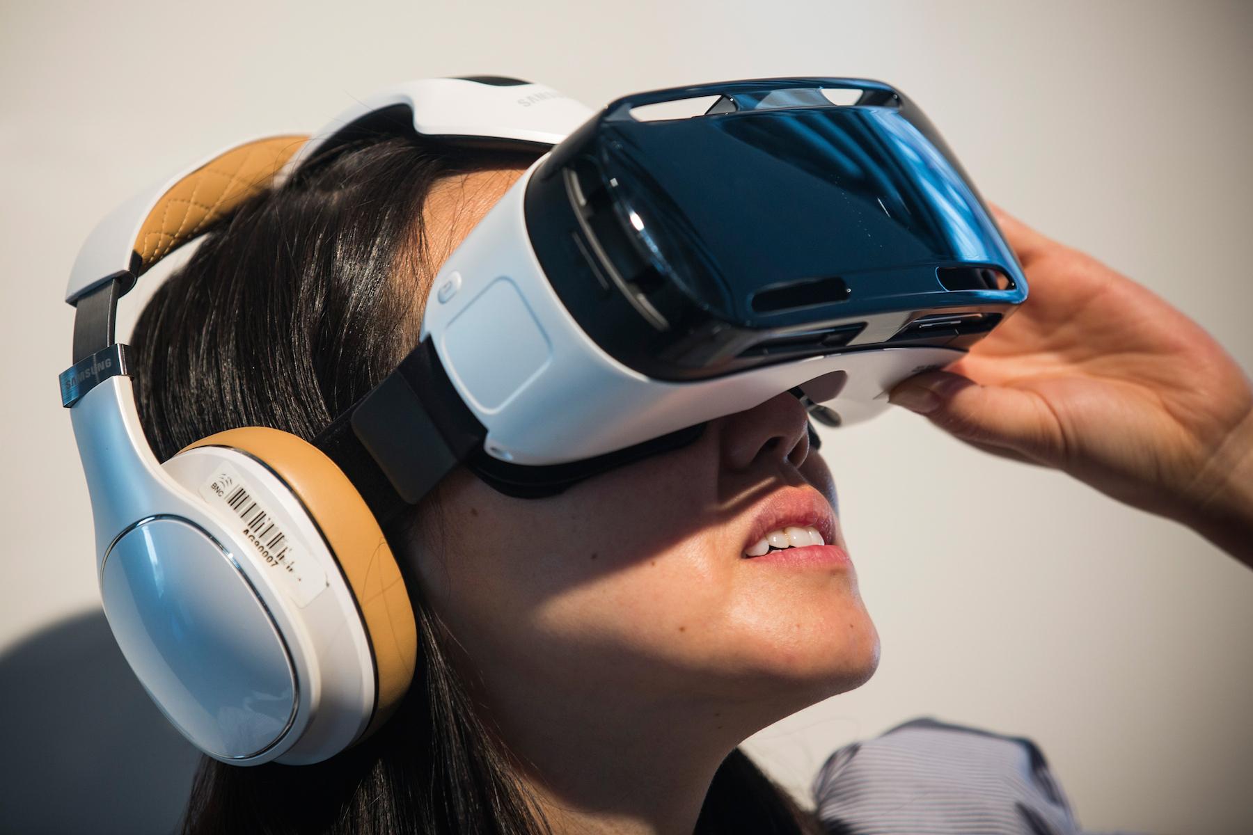 VR-гаджеты: Samsung Gear VR