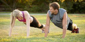 Секрет эффективной тренировки — найти партнёра