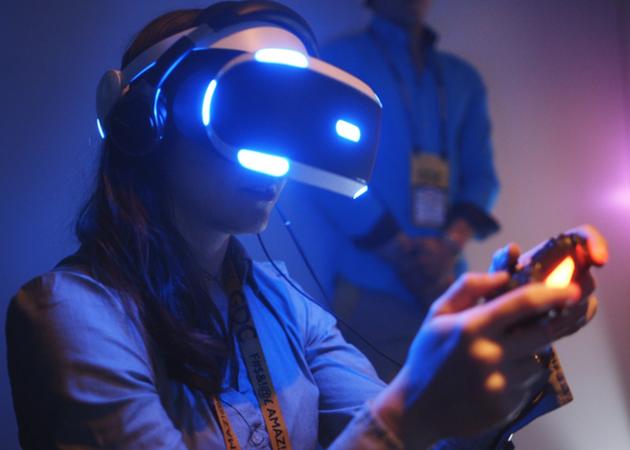 VR-гаджеты: Sony Playstation VR