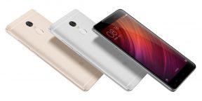 Xiaomi представила доступный смартфон Redmi Note 4