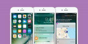 10 новых возможностей iOS 10, о которых вы могли не знать