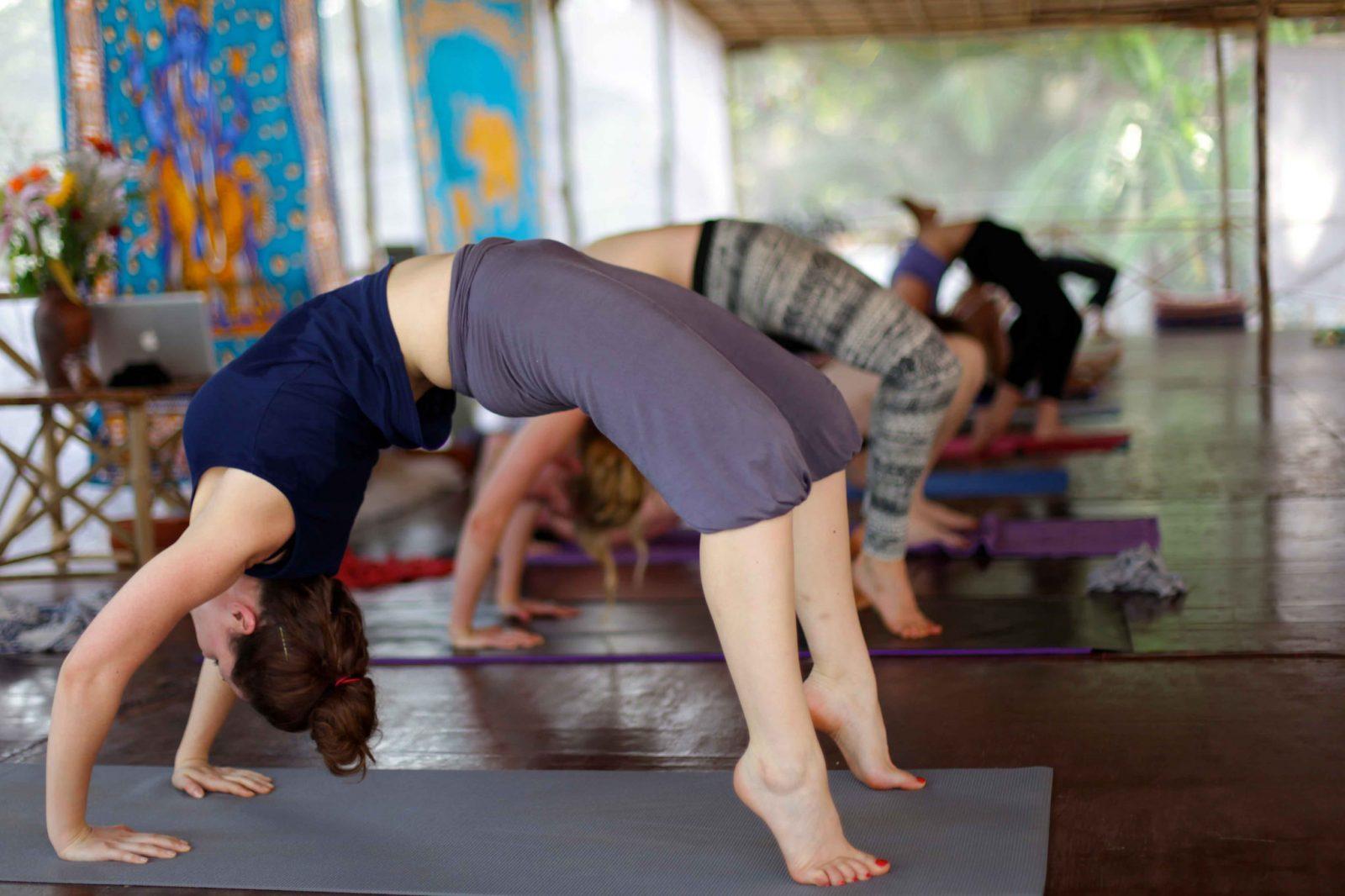 гимнастики на мостике фото - 7