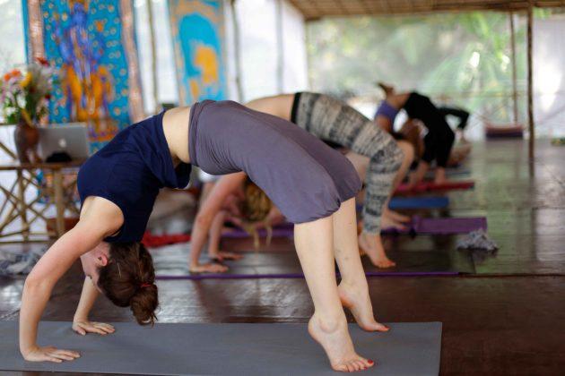 стретчинг йога