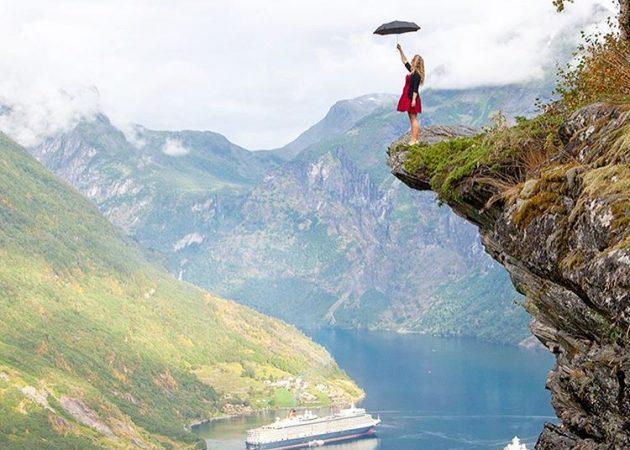 красивые места планеты: Норвегия