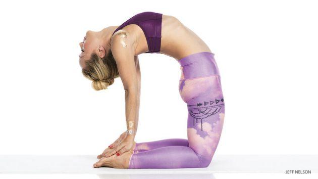 асаны йоги: Уштрасана