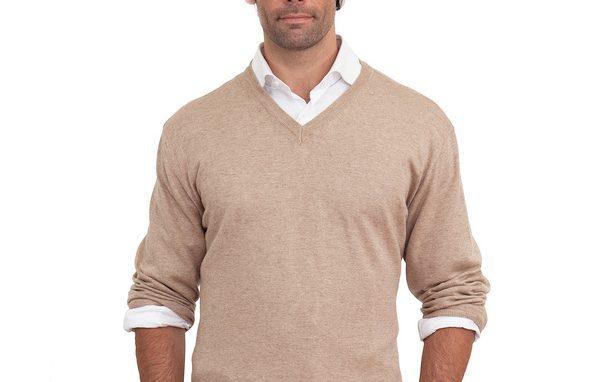 как выбрать свитер: Свитер с V-образным вырезом