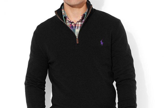 как выбрать свитер: Поло