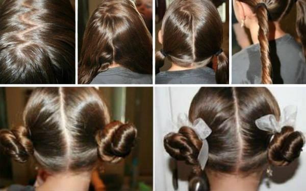 Окрас волос омбре фото на средние волосы