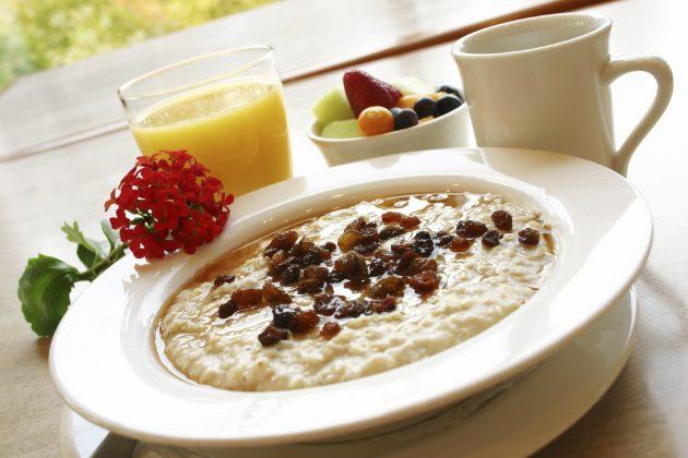 здоровый завтрак: каша в мультиварке