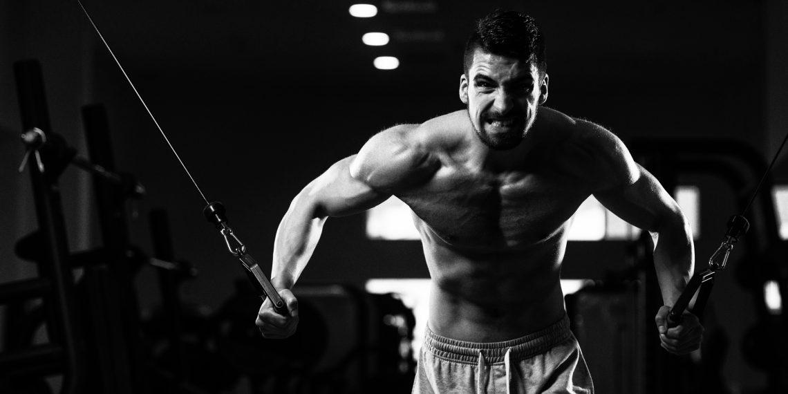 Физические тренировки взамен секса