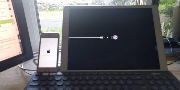 Что делать, если обновление iOS 10 превратило iPhone в «кирпич»