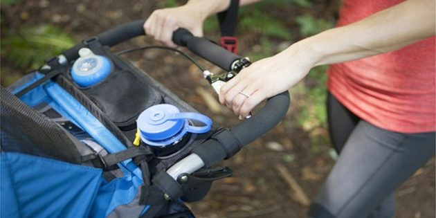 товары для молодых мам Органайзер для коляски