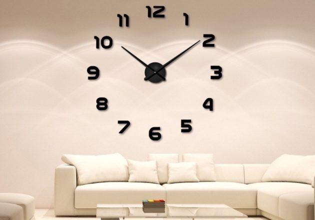 большие вещи: часы