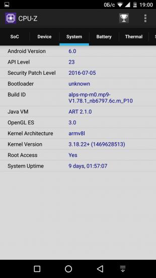 Apollo Lite CPUz 3