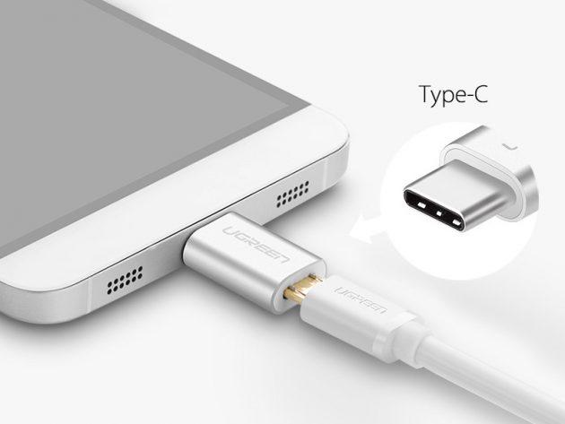 Адаптер USB-C