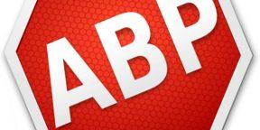AdBlock Plus теперь блокирует рекламу, чтобы продавать собственную