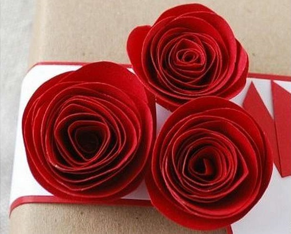 cleaning-silver_1474337146 Как сделать розу из бумаги? Легко и быстро делаем бумажную розу своими руками