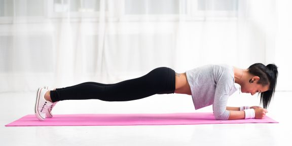 7 упражнений с собственным весом для бегунов