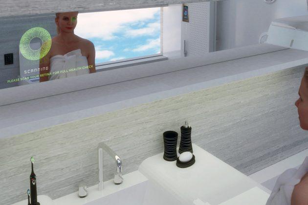 Умный дом: ванная будущего