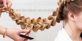 Как плести красивые косы: 6 вариантов разной сложности