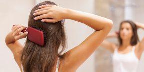 Выпадение волос: что является нормой и когда стоит начать беспокоиться