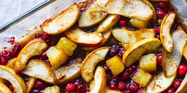что делать осенью: Аппетитные блюда