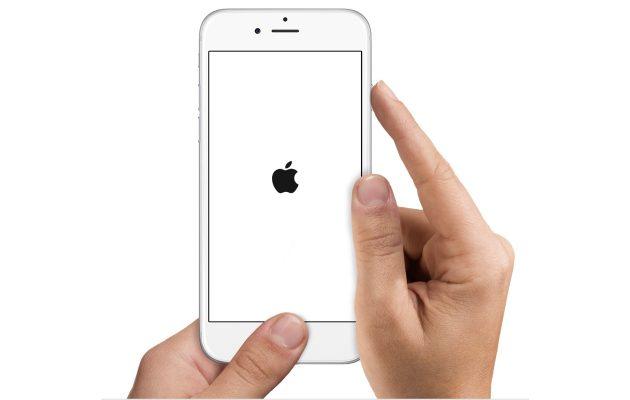 Как ускорить iOS 10: перезагрузите гаджет