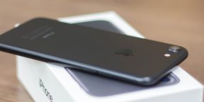 Обзор iPhone 7: чёрный снова в моде