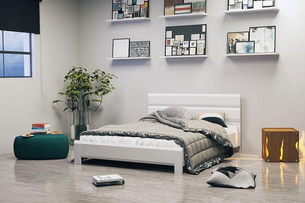 Купить кровать со скидкой