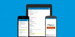 Moo.do — управление задачами и письмами в стиле Kanban
