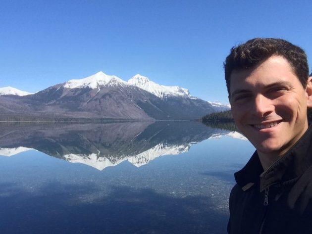 как путешествовать по миру: Мэттью Кепнес