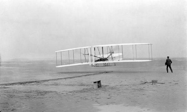 Великие изобретения: самолёт братьев Райт