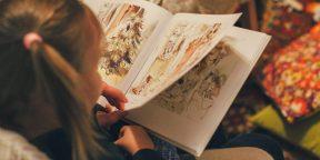 Зачем читать ребёнку страшные сказки