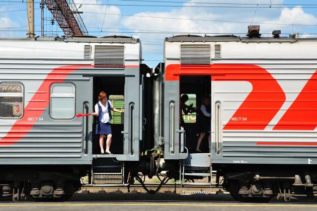 Правила проезда в поездах