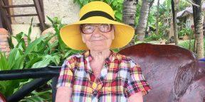 История бабушки Лены, которая доказала, что никогда не поздно осуществить мечту