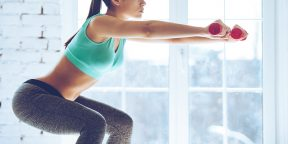 2 комплекса упражнений для сильных и стройных ног