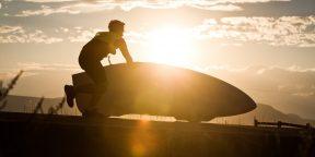 Aerovelo Eta — рекордсмен среди велосипедов на мускульной тяге