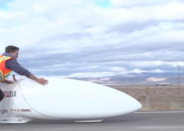 Как устроен самый быстрый велосипед