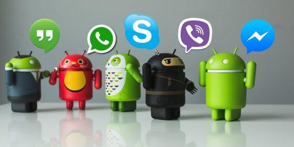 Расширение Flychat для Android сделает общение в мессенджерах ещё удобнее