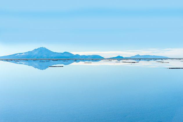 Куда поехать отдыхать: солончак Уюни в Боливии