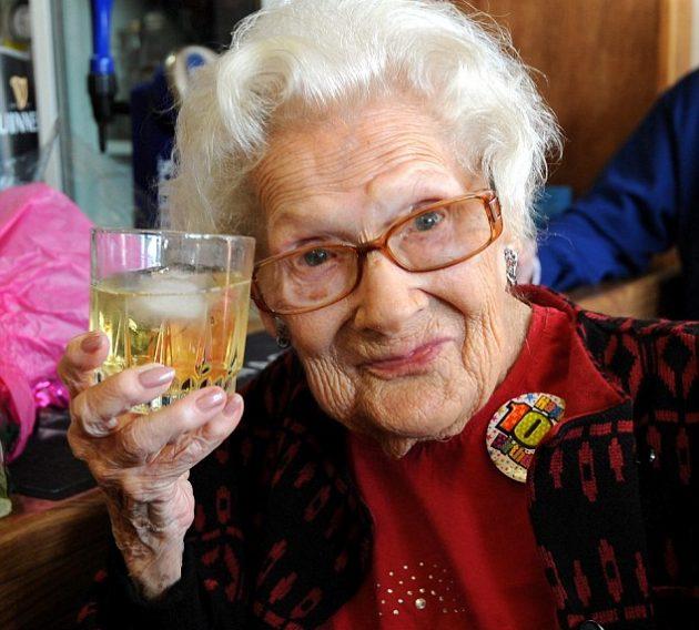 Секреты долголетия от Дороти Хау