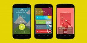 Fabulous для Android поможет вам стать здоровее и продуктивнее