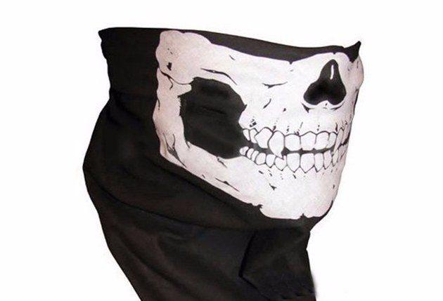Сноубордический шарф